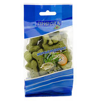 Природа Десерт-печенье «Морские водоросли» Натуральное лакомство для собак,100г