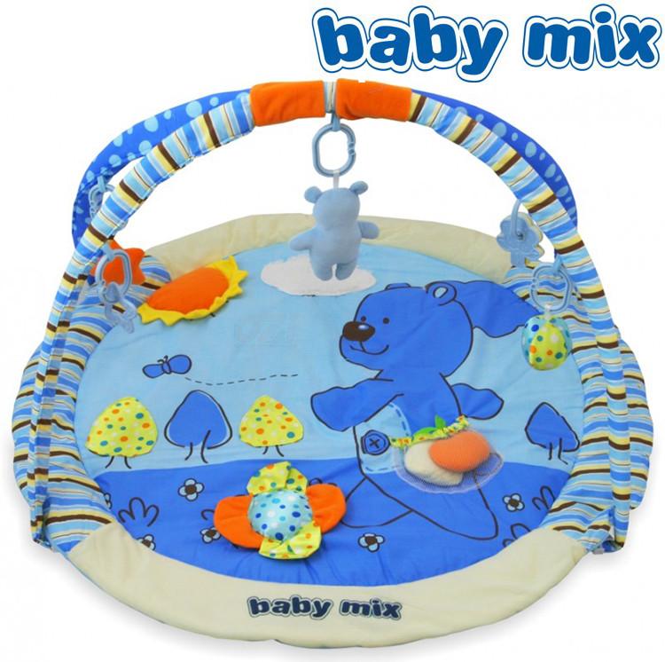 Развивающий коврик Alexis Baby Mix Медвежонок (TK/3240С)