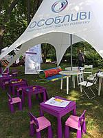 Тент шатер с нанесением логотипа