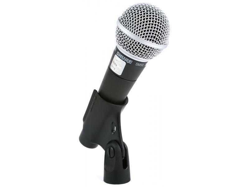 Вокальний мікрофон професійний SHURE SM58 LCE