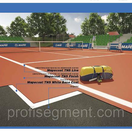 Mapei Mapecoat TNS Color base T/20 - (Мапекоат ТНС) - акрилове покриття для спортивних поверхонь,Харків, фото 2