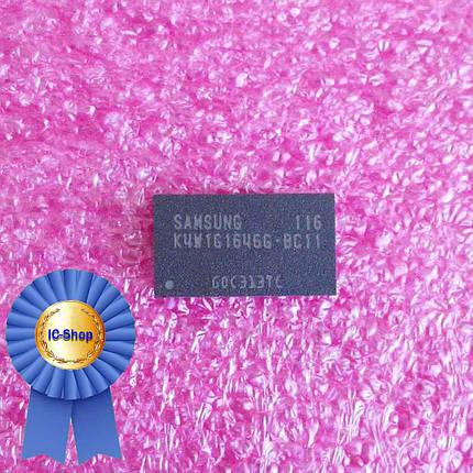 Микросхема K4W1G1646G-BC11 ( Samsung ), фото 2
