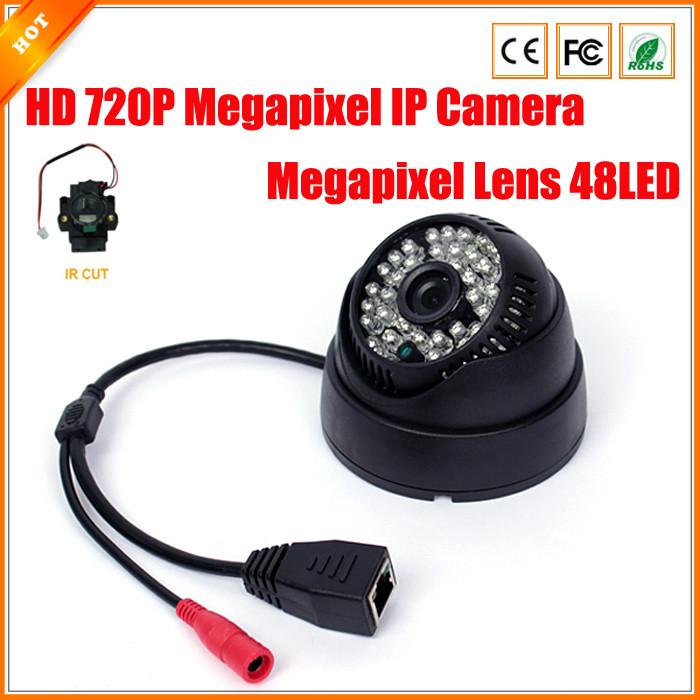 720 P 30-мегапіксельна IP купольна камера