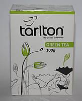Чай Tarlton Gun Powder 1 Green (Зелений GP1), цейлонський, 100 гр.