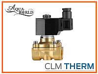 Электромагнитный клапан AquaWorld 3/4 (20) 220В нормально открытый