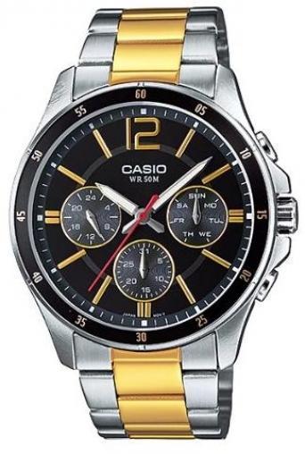 Годинник CASIO MTP-1374SG-1AVDF