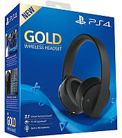Наушники Wireless Stereo Headset Gold ps4