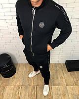 Спортивный костюм Philipp Plein D3614 черный, фото 1