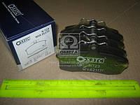 Колодка гальмівна ВАЗ 2108-099,2110,2113-15 ІЖ 2126 безасбестовая (пр-во ХЗТС), фото 1