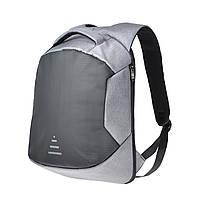 Рюкзак для ноутбука Safe, ТМ Columbus Рюкзак для путешествий Женский рюкзак Мужской рюкзак Городской рюкзак Рюкзак туриста Рюкзаки без логотипа