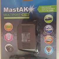 Разветвитель прикуривателя MastAK MU-1030