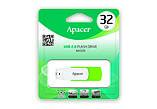 Флеш-память USB Apacer AH335 32GB (AP32GAH335G-1), фото 3