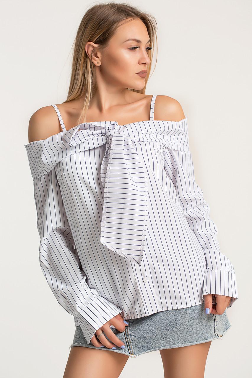 Рубашка LiLove 348-1 46 белый