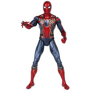 """Фигурка Человек-паук из к\ф Мстители """"Война Бесконечности"""", 17 см - Spider-Man, Avengers Infinity War, Marvel"""