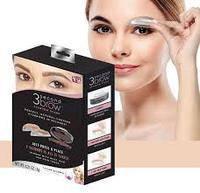Водонепроницаемый порошок для бровей Turelifes Waterproof Eye Brow Stamp Powder Perfect Eyebrow, фото 1