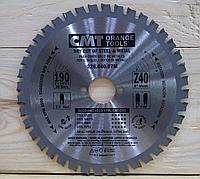 Пильный диск по стали CMT 226.040.07M (190x30x2,0x1,6) Z40 DRY CUT