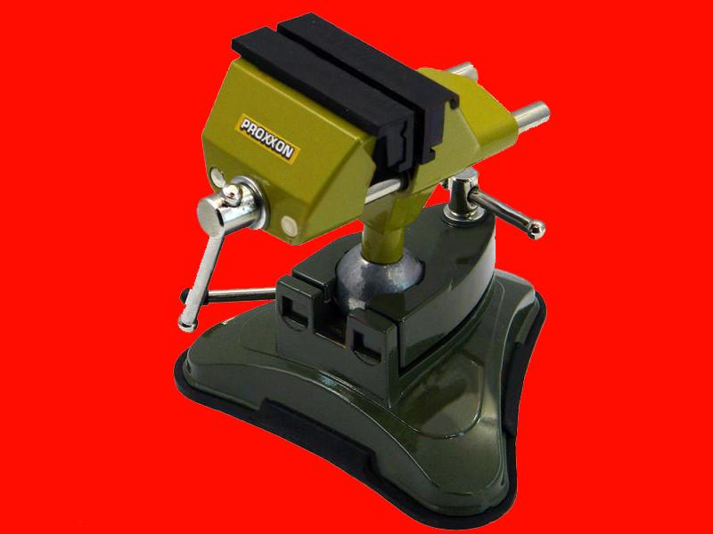 Тиски для хрупких деталей Proxxon FMS 75 на 70 мм