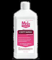 Септамин для дезинфекции, ПСО и стерилизации, концентрат, 1 л., фото 1