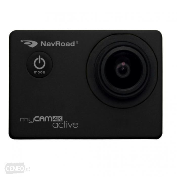 Екшн камери NavRoad myCAM ACTIVE (Black)