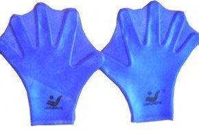 Лопатки для плавания, кистевые. Силиконовые. Разные цвета.