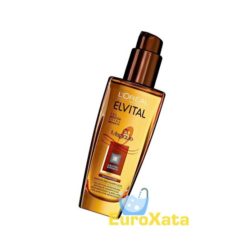 Масло для волос L'Oréal Paris Elvital Oil Magique 100 мл (Германия)