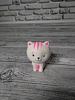 Анти-стрессовая игрушка «Сквиши-котик»