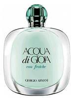 Giorgio Armani Acqua Di Gioia Eau Fraiche  edt 50  ml. w оригинал Тестер