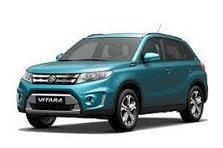Поперечины на рейлинги Suzuki Vitara (2015 - ...)