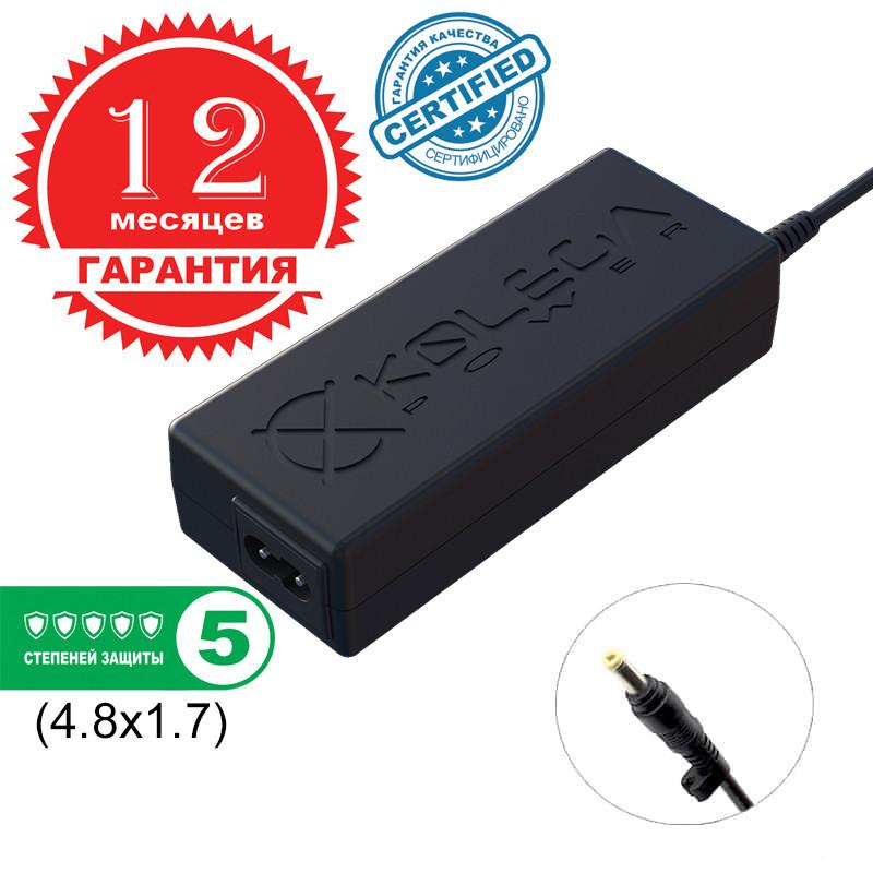 ОПТом Блок питания Kolega-Power для ноутбука HP/Compaq 18.5V 4.9A 90W 4.8x1.7 (Гарантия 1 год)