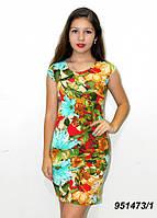 Легкое летнее платье  42 44 46 модель 951
