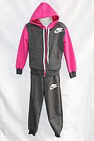 Трикотажный костюм для девочек (2-6лет) оптом в Одессе (7км).