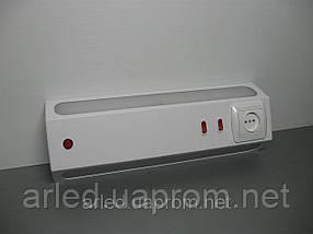 Светильник ODT + - LED 8 Вт. А++ прикроватный, больничный, двухсторонний, фото 2