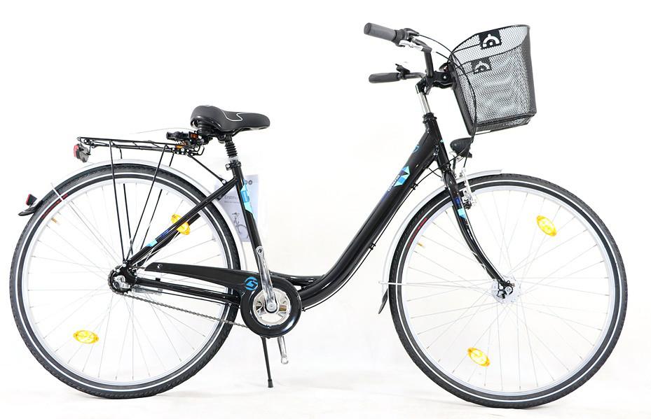 Велосипед Gratia 26 Nexus 3 Schwarz by Sachsenring (Mifa) Німеччина