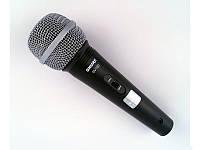 Вокальний мікрофон кардіоїдний динамічний SHURE SV100, фото 1