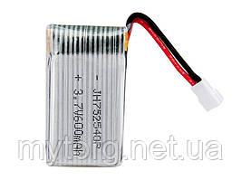 Аккумулятор 500mAh Lipo для квадрокоптера Syma X5C X5SC