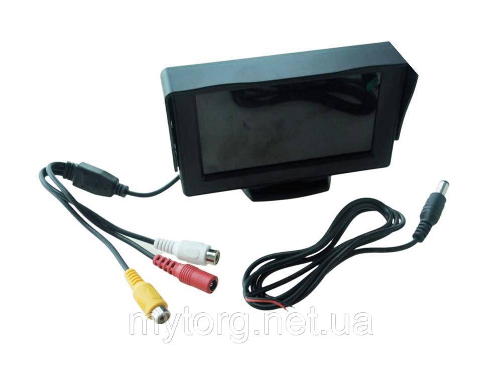 Монитор для автомобильной камеры заднего вида, фото 1