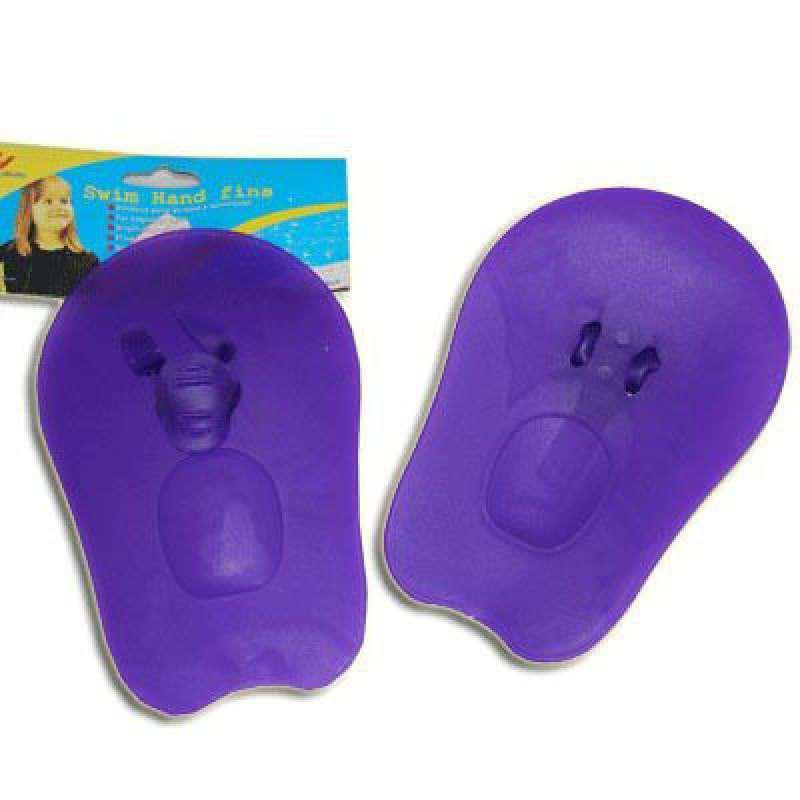 Пластиковые лопатки для плавания, кистевые.