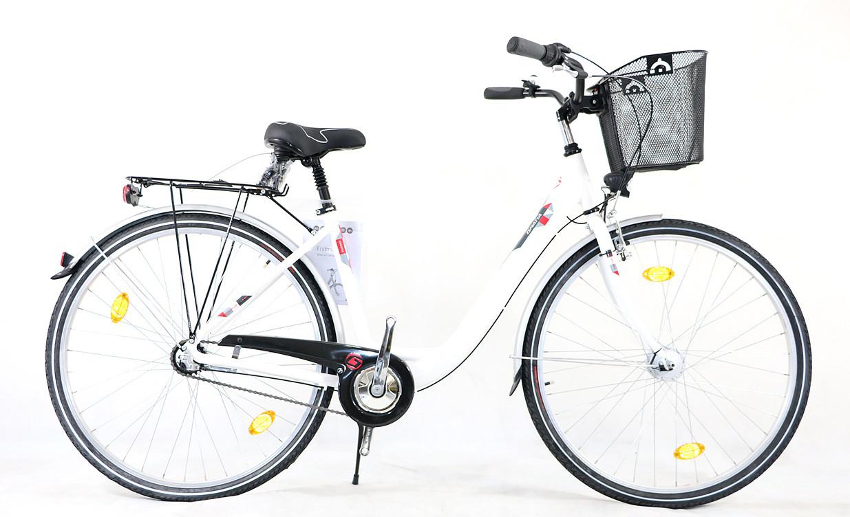Велосипед Mifa Gratia 26 Nexus 3 Weiss