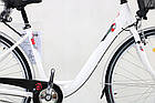Велосипед Mifa Gratia 26 Nexus 3 Weiss, фото 8