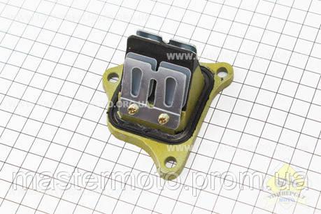 """Клапан лепестковый карбюратора Honda AF-34/35 (3 болта) """"Mototech"""""""