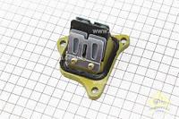 """Клапан лепестковый карбюратора Honda AF-34/35 (3 болта) """"Mototech"""", фото 1"""
