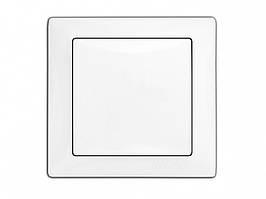 Выключатель 1-й встроеный DELUX WEGA 9021 белый