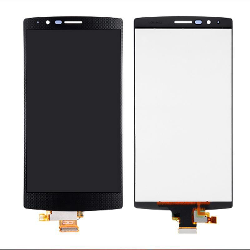 Дисплей для LG H810 G4/H811/H815/H818 с тачскрином черный Оригинал