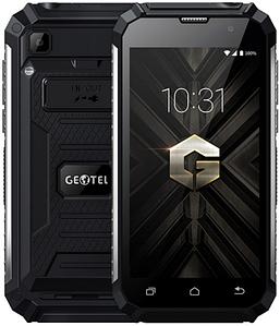 """Geotel G1 Terminator Black 2/16 Gb, 5"""", MT6580A, 3G"""