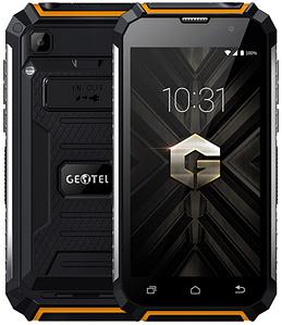 """Geotel G1 Terminator Orange 2/16 Gb, 5"""", MT6580A, 3G"""