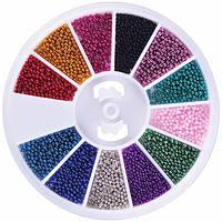Бульонки разноцветные, карусель., фото 1