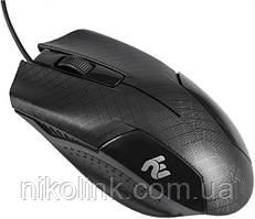 Мышь 2E MF107 Black (2E-MF107UB), USB