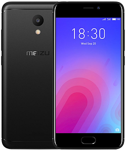 "Meizu M6 Black 2/16 Gb, 5.2"", MT6750, 3G, 4G"