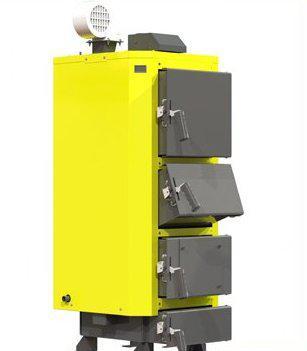 Котел твердотопливный 42 кВт Kronas Unic P