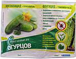 Спасатель огурцов  (инсектицид+стимулятор роста+фунгицид+прилипатель) 3+12 мл